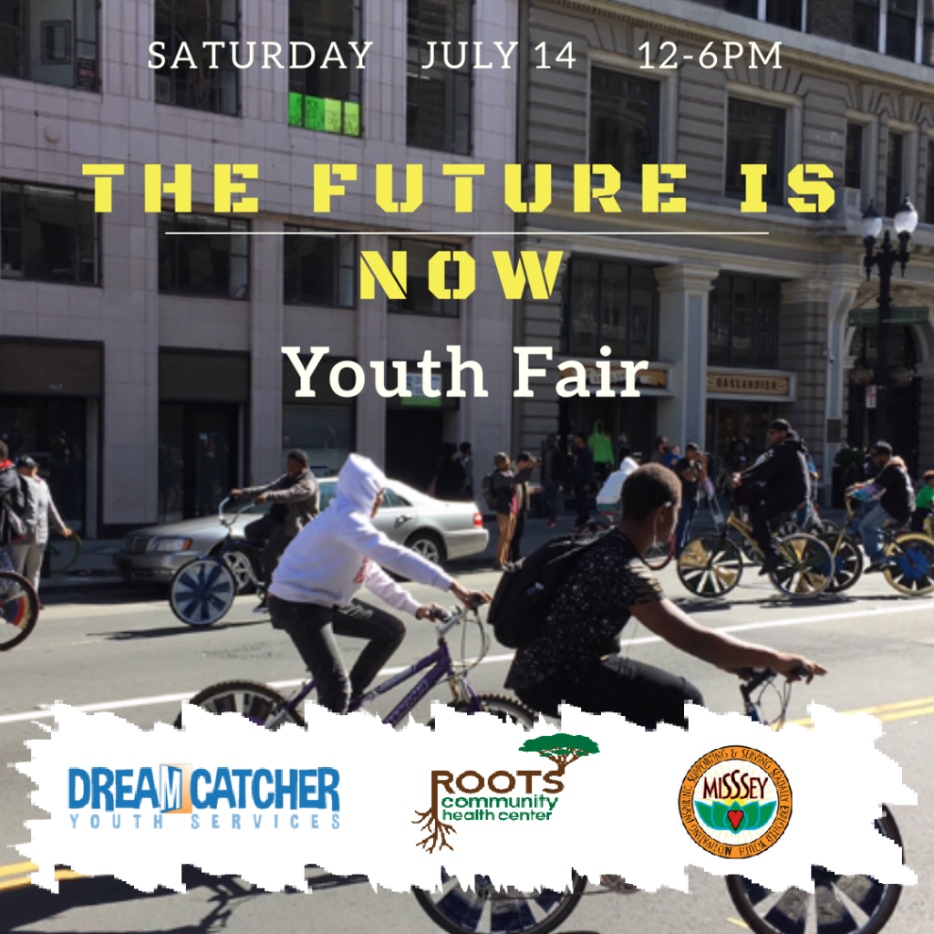 The Future Is Now Youth Fair